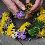 10 Summer Wreath Ideas to Brighten up Your Home
