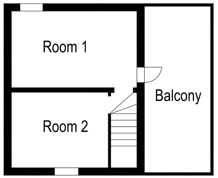 room distribution