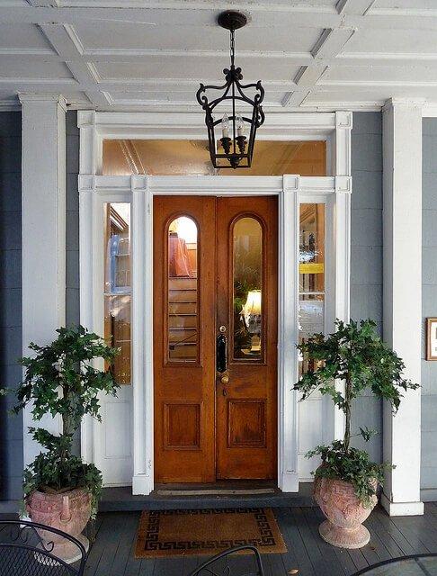 front access doors
