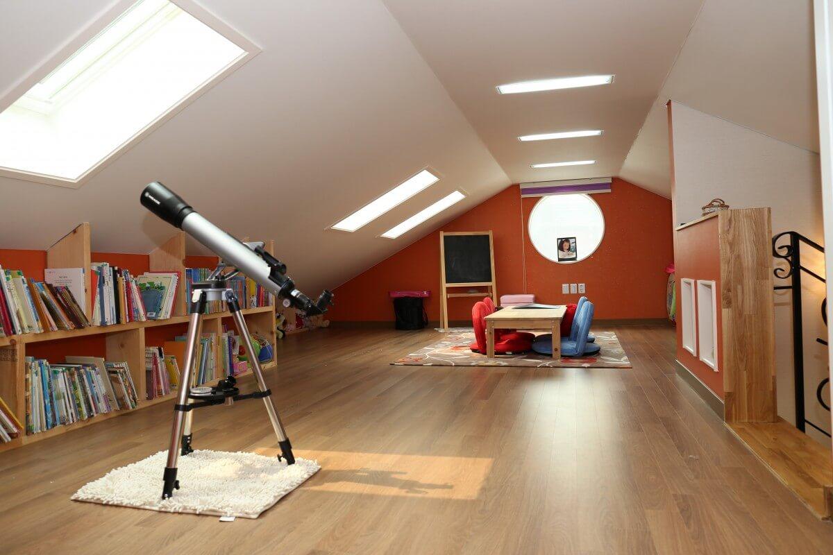 loft skylights
