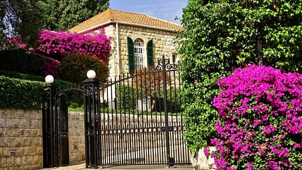 aliminum gate