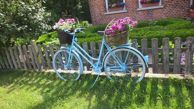 bike decor ideas