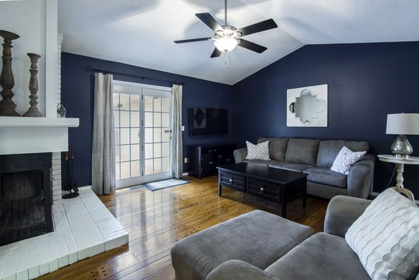 How to Choose Living Room Paint Colors - KUKUN