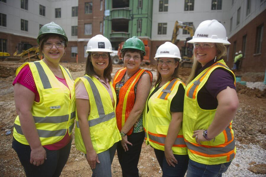 women in construction