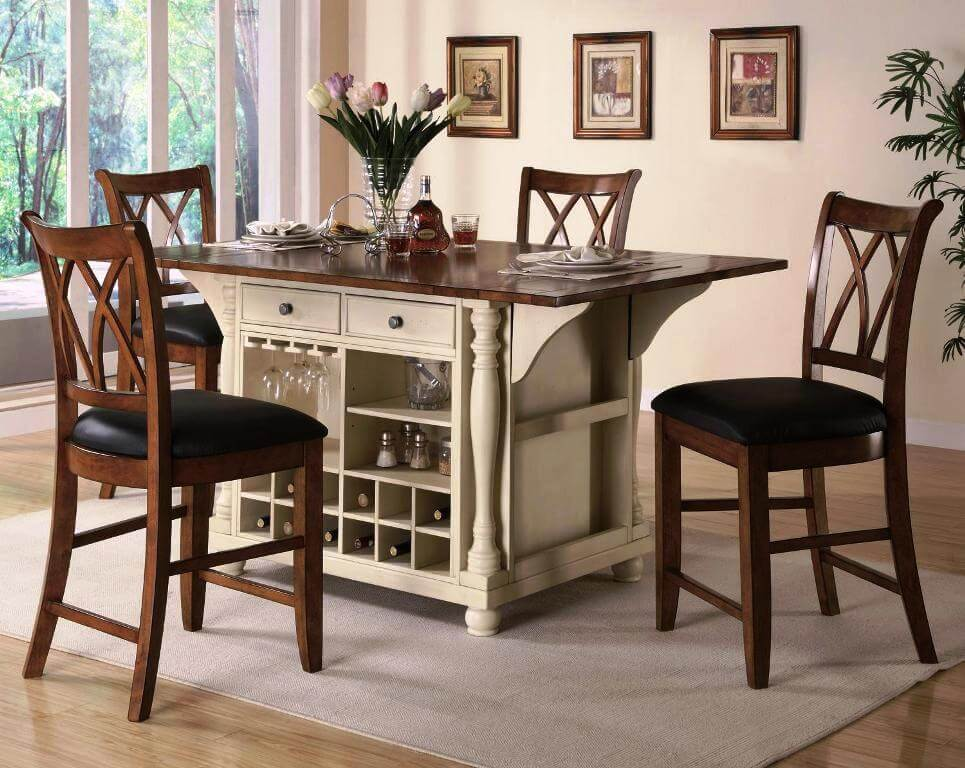 Dining room storage ideas to keep your space clutter free for Dining room storage ideas