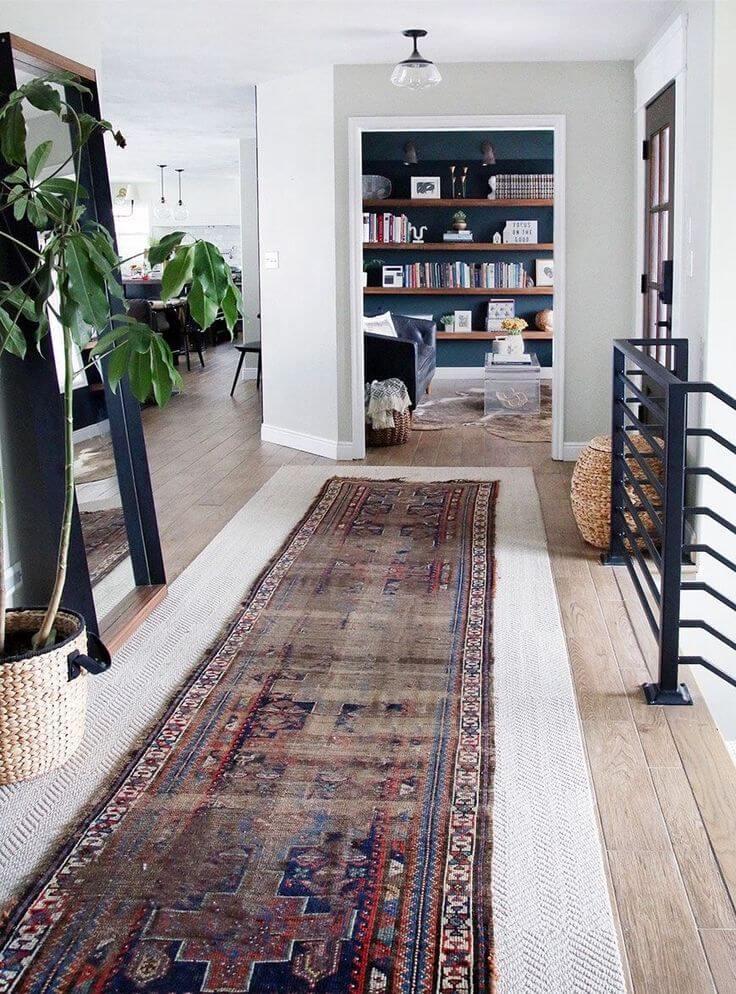 carpet in corridors