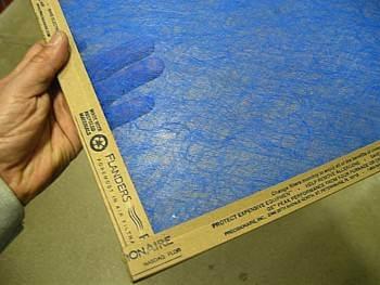 fiberglass air filter