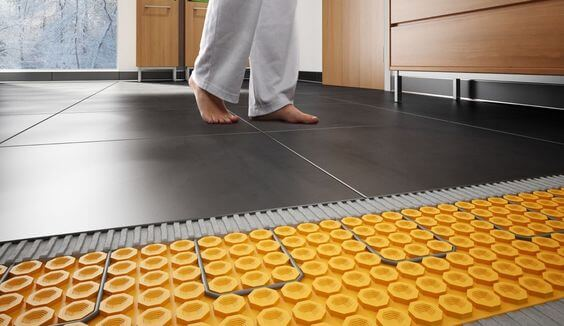 Floor Heating System at Home: 4 Important Facts to Consider