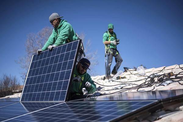 Solar Panel Contractors