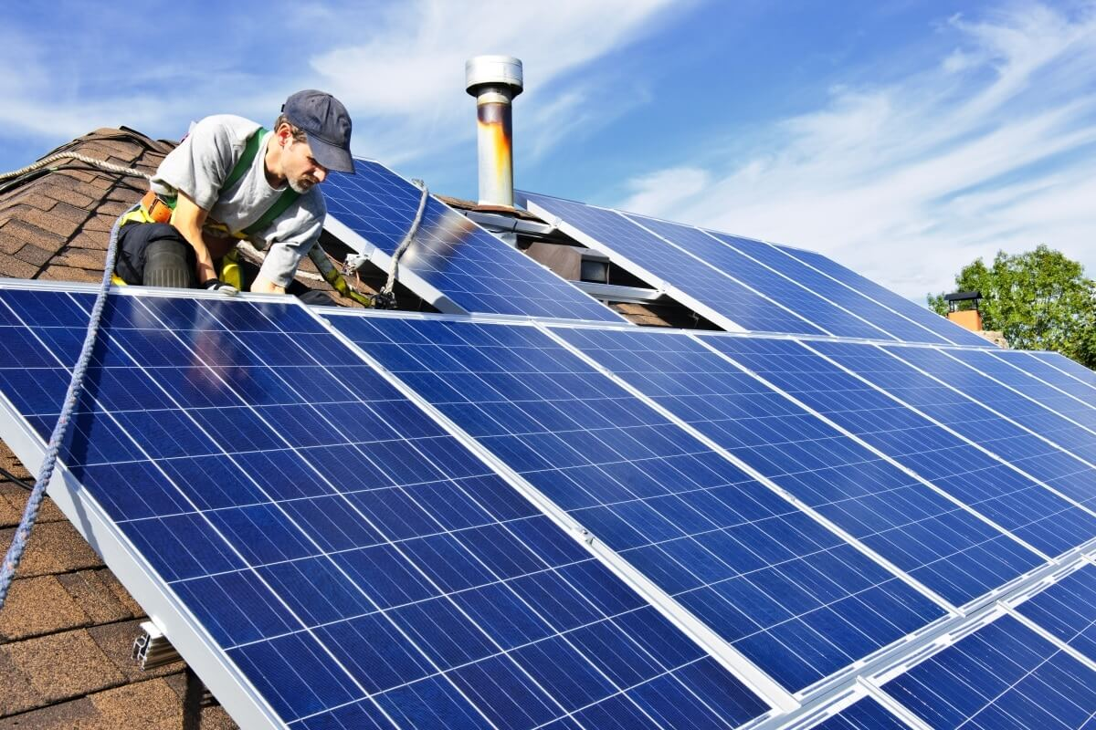 Installing Your Own Solar Panels