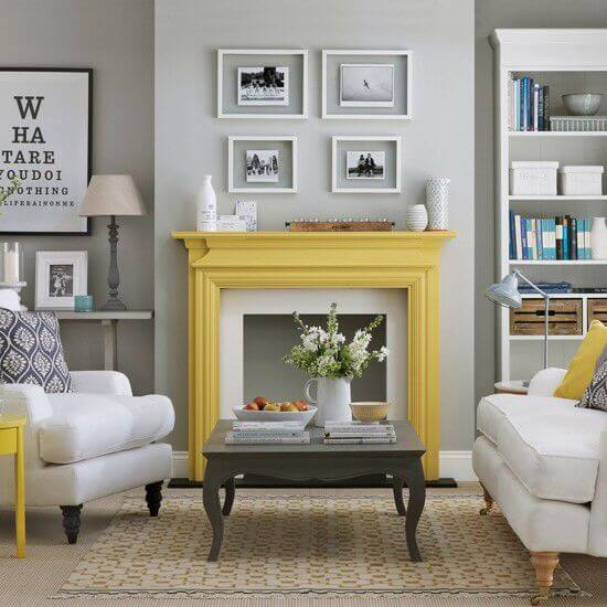 Turn your fireplace into a focal point of your home kukun - Timeless principles that you need to try out for your home decor ...