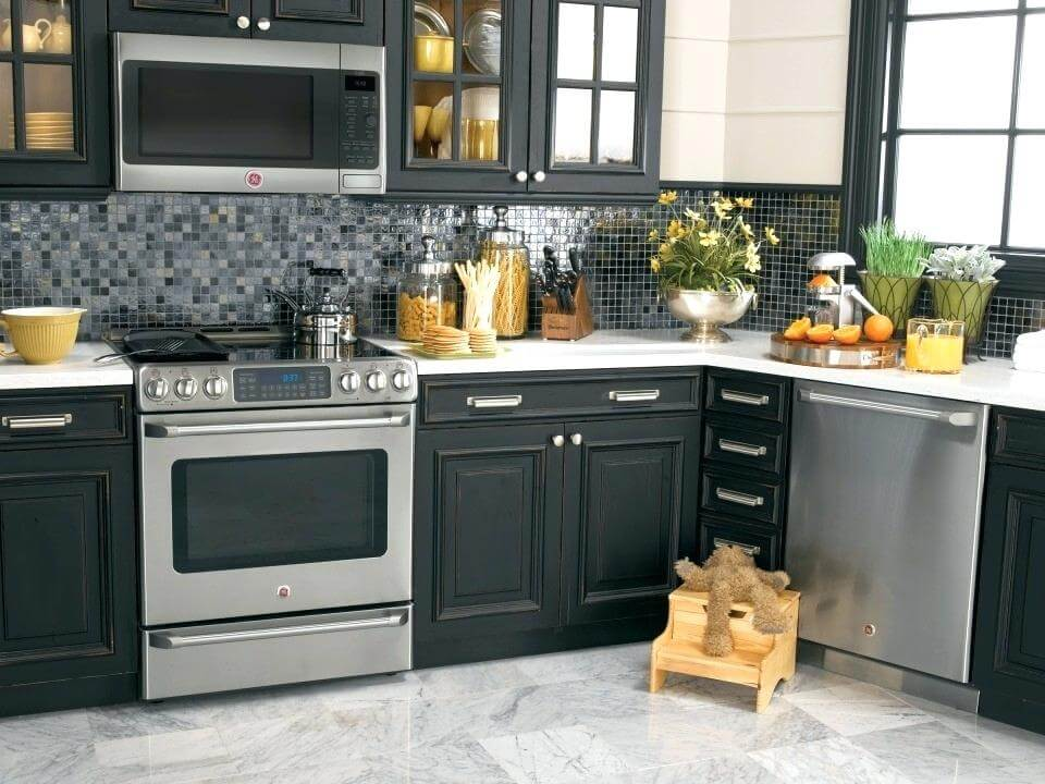 The Right Placement Of Stove And Microwave In Your Kitchen Kukun
