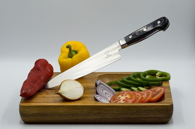 chopping table
