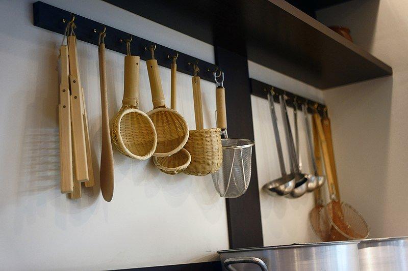Cooking utencils