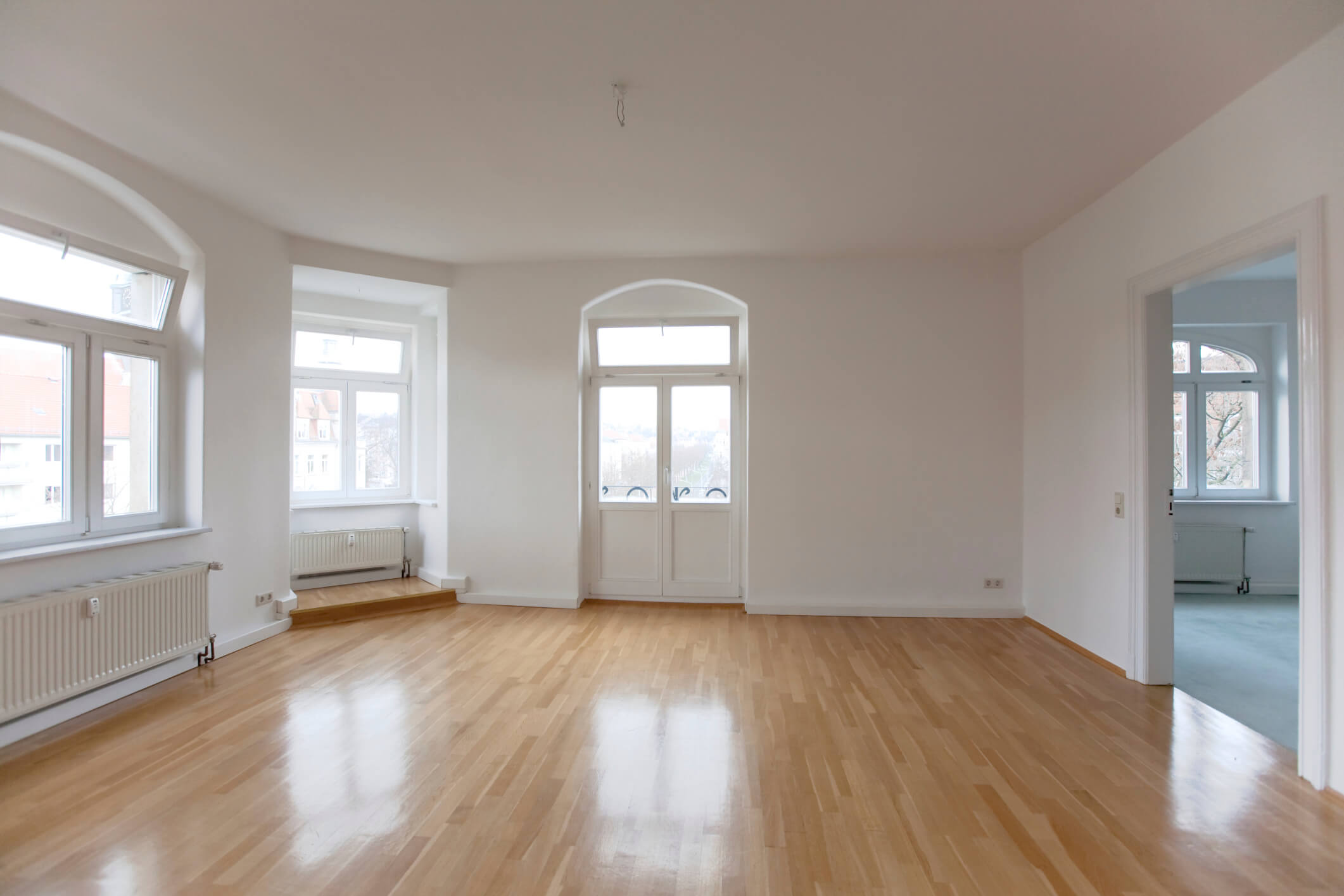 selling empty home