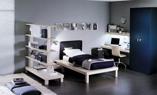 multipurpose bedroom