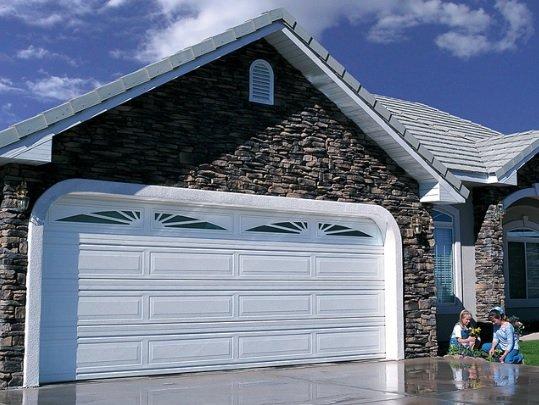 garage facade
