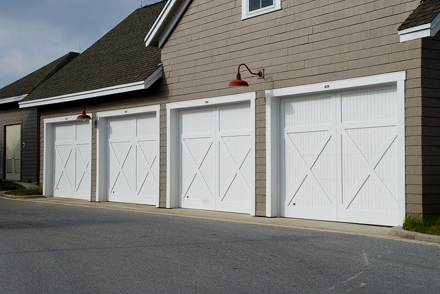 various garage door