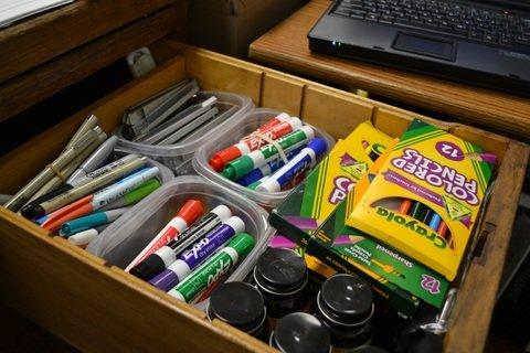 organized packing