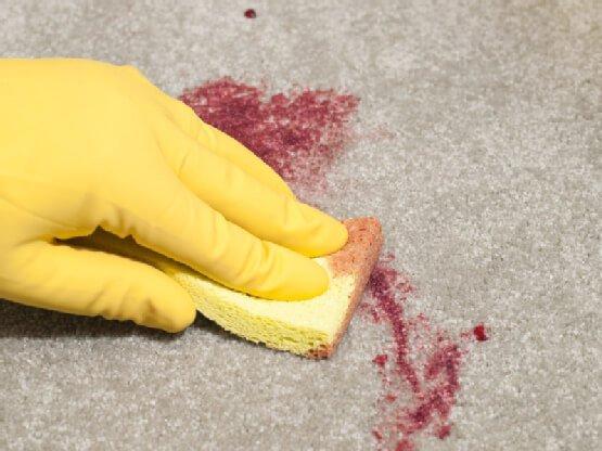 carpet stains