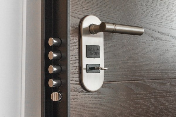 door smart lock