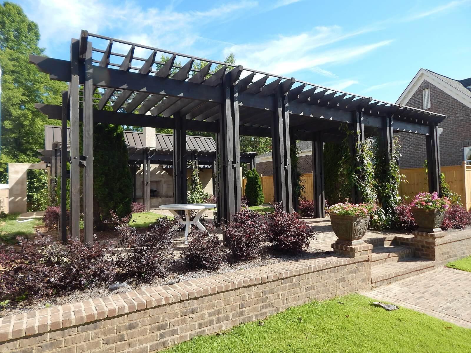 Top Backyard Pergola Ideas for Your Garden - KUKUN