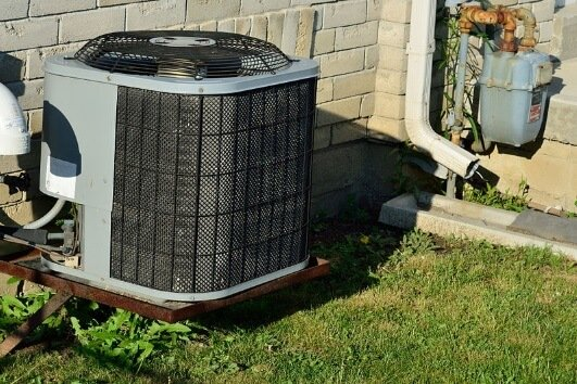 outdoor hvac