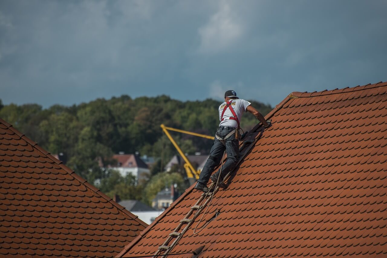 tile roof repair