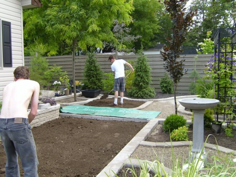 Planning your landscaping
