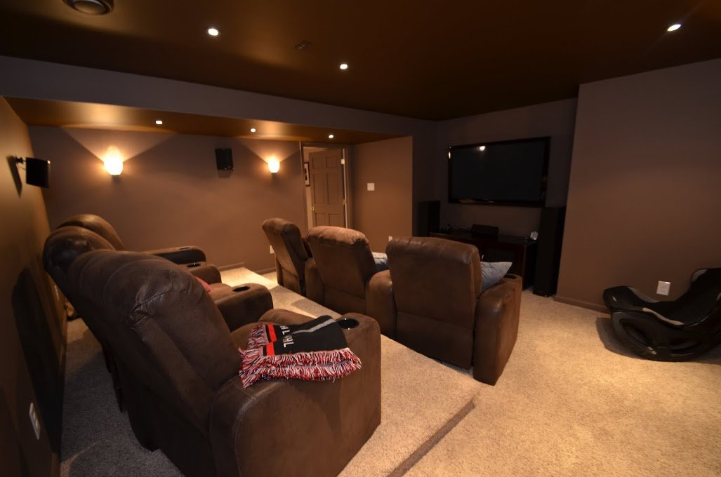 home media room ideas
