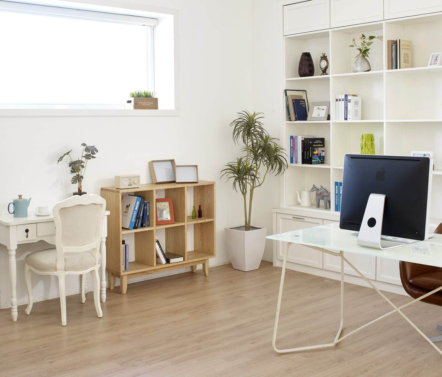 6 Modern and Chic Home Office Ideas You Should Try - KUKUN