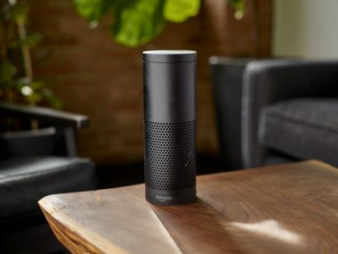 amazon alexa smart speaker