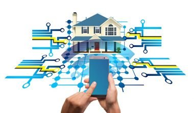 Smart Home Smartphone Home Multimedia Technology