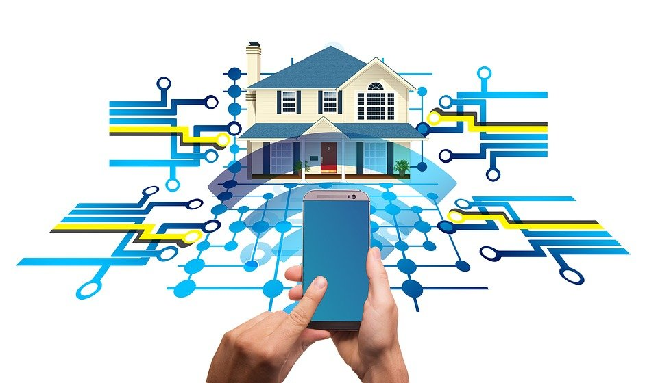 Smart Home Smartphone Home Multimedia Technology