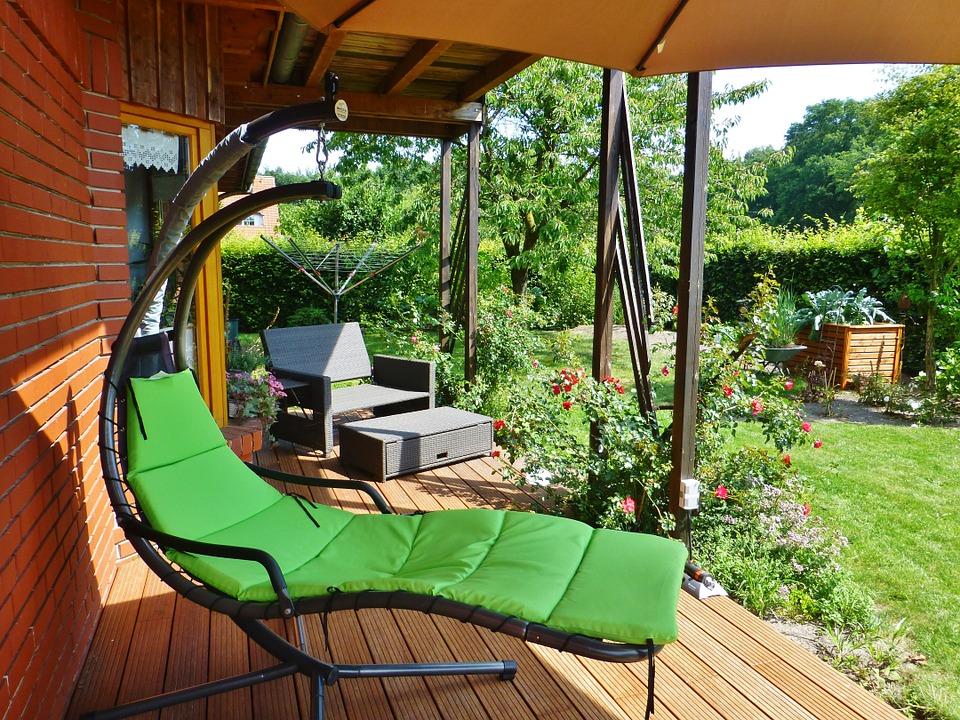 Liège Rest Still Leisure Relaxation Terrace