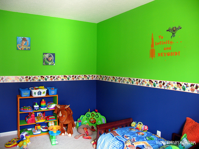 kid themed room ideas