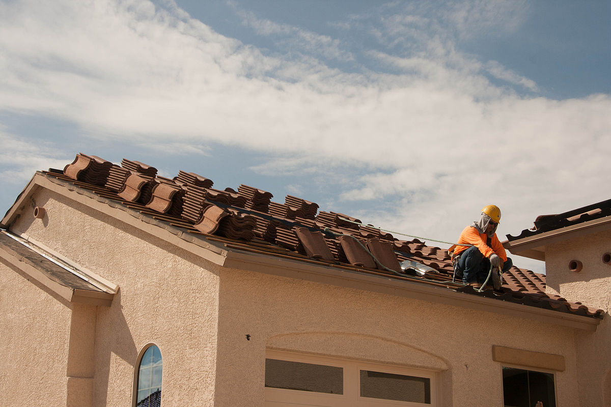 Roof replace