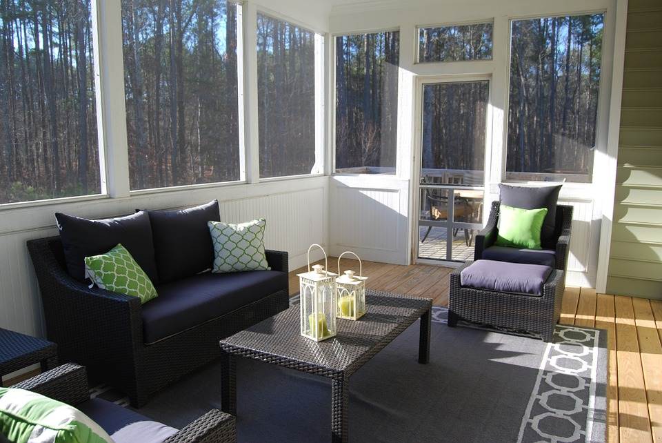 8 Sunroom Paint Color Suggestions You Will Love Kukun