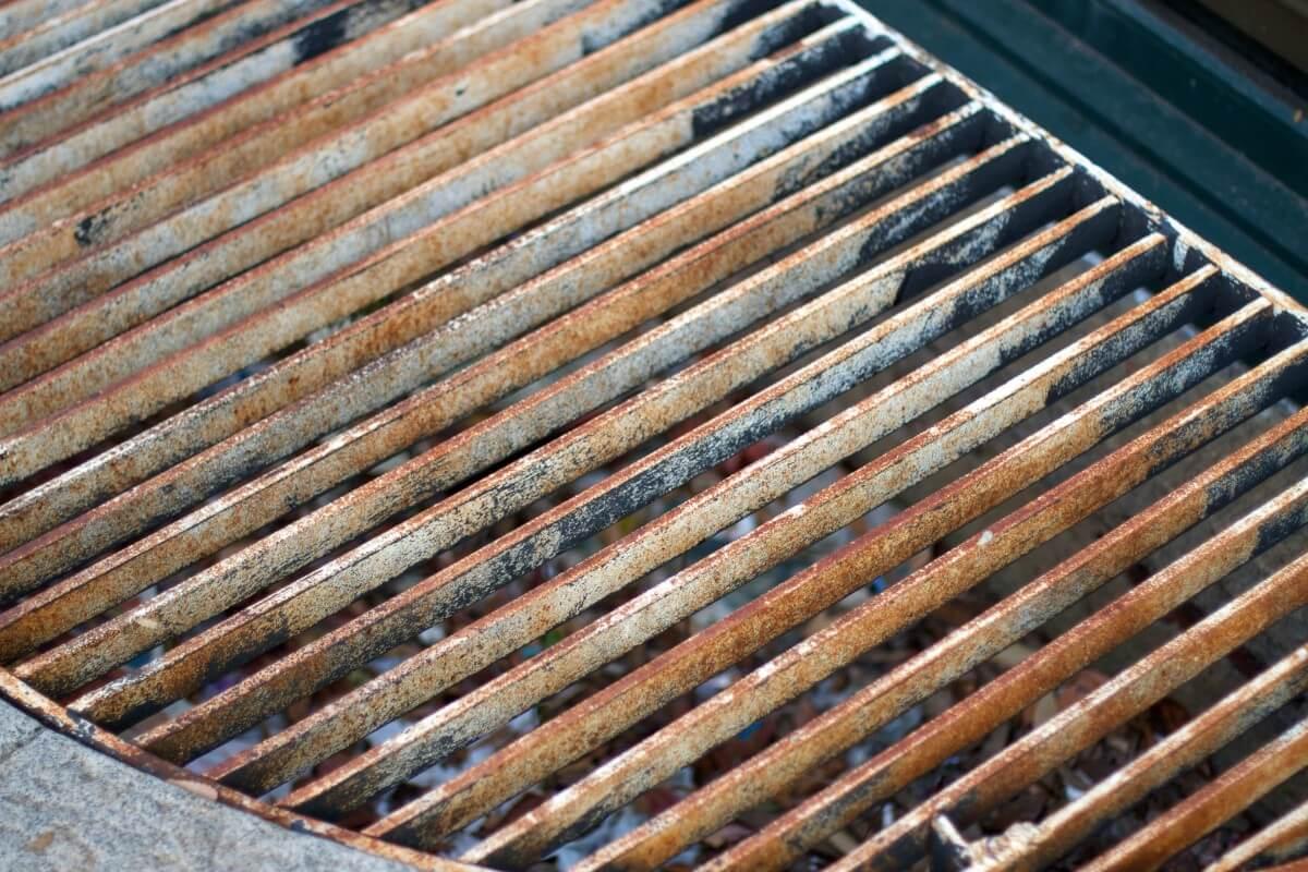 iron bbq grills