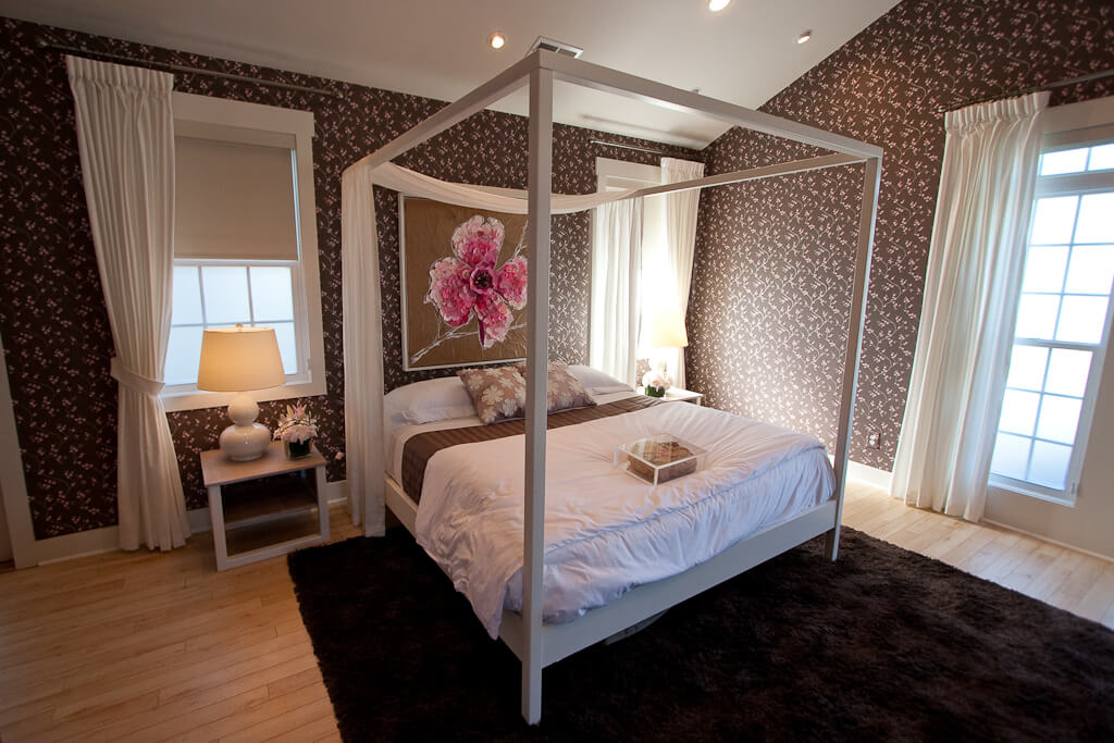 Boutique Hotel Style Bedroom