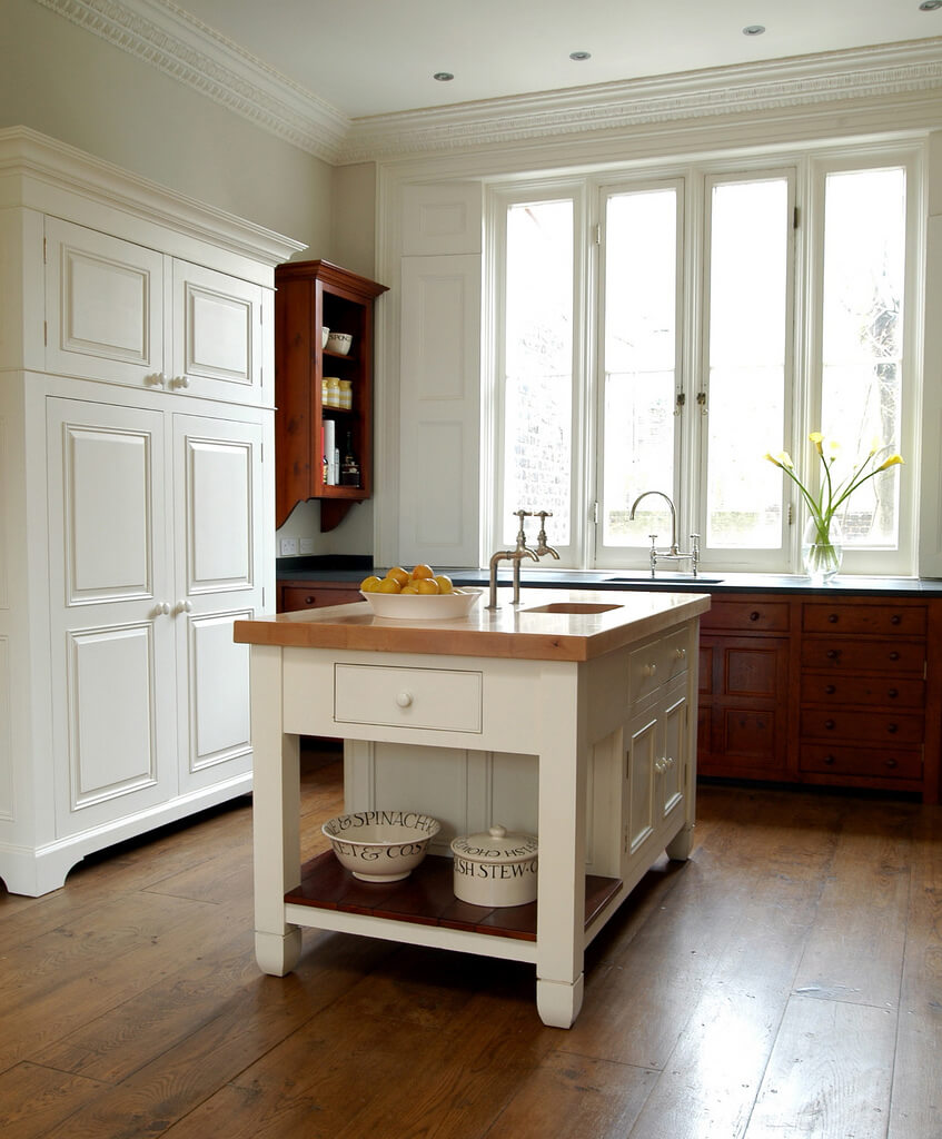 kitchen cabinet retouching