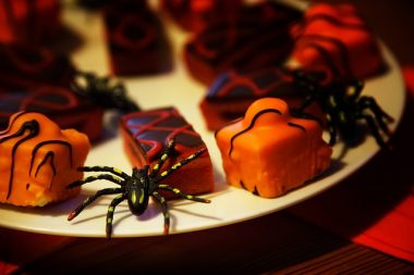 halloween food decor