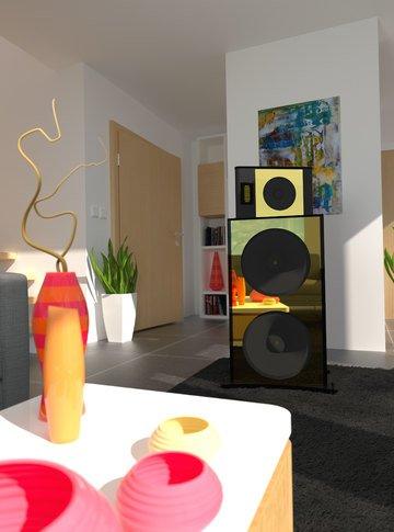 room speakers