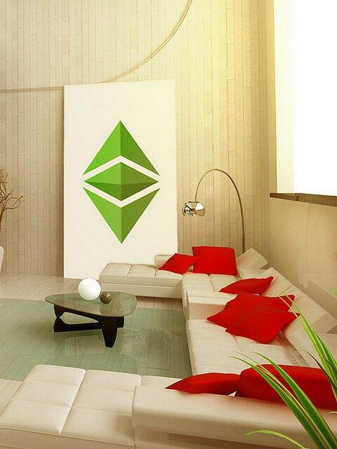 geometric sample wallpaper