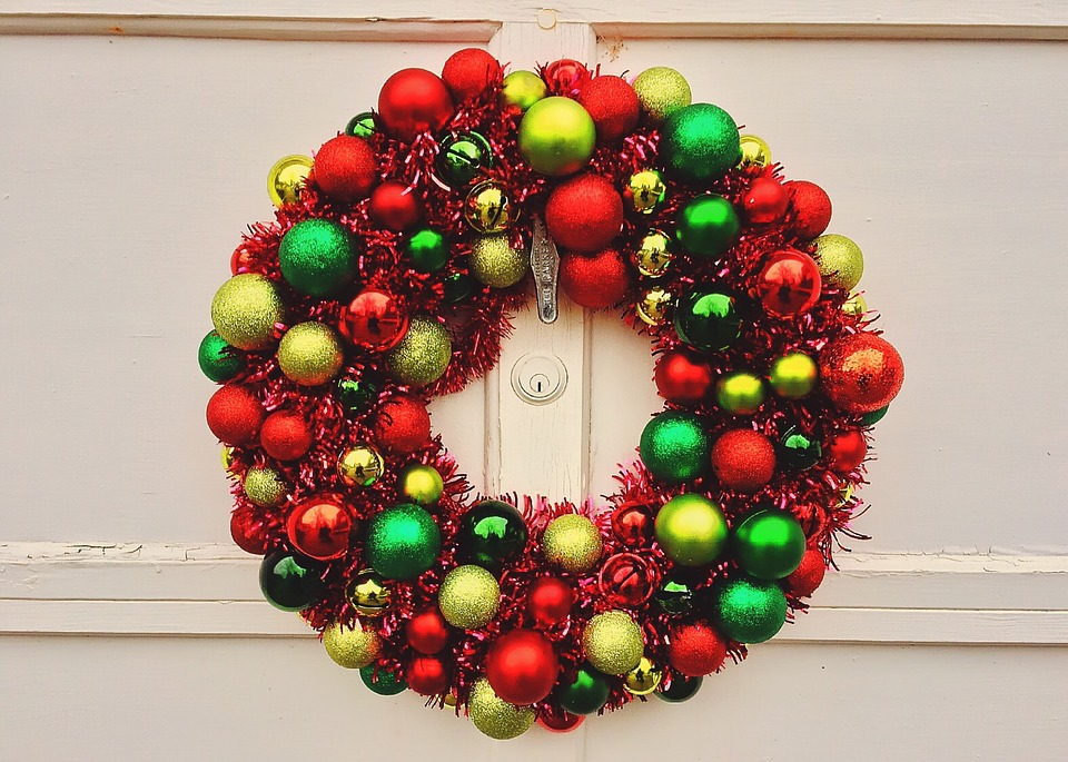 Decoration Christmas Wreath Holiday