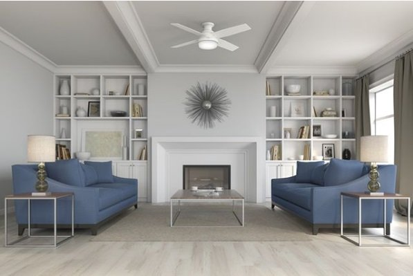 12 Ceiling Fans That Are Best For Modern Designs