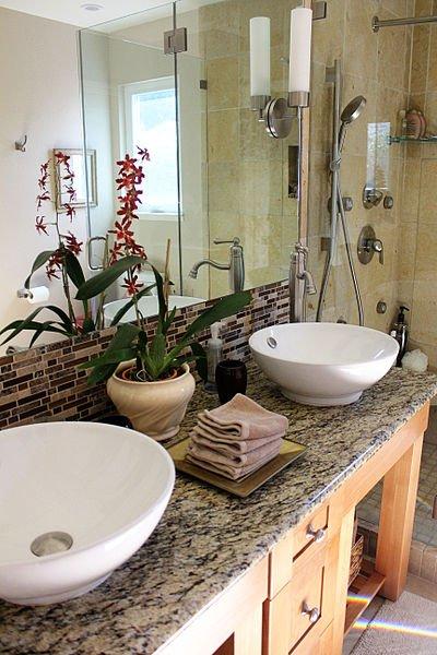 bathroom vanity centerset faucet
