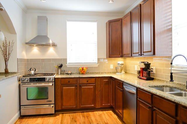 kitchen range types, slide in kitchen range