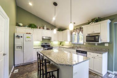 Can House Paint Be Used For Painting Kitchen Cabinets?