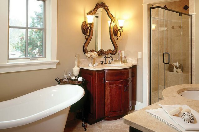 bathroom mirrors with cabinets
